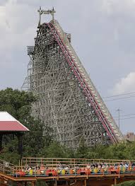 Texas Six Flags Six Flags Roller Coaster Closed As Investigators Look For Cause Of