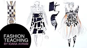 how to create your own fashion collection youtube