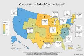 Circuit Of The Americas Map Judicial Process In America