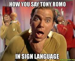 Funny Tony Romo Memes - here s 12 hilarious memes about dallas cowboys quarterback tony romo