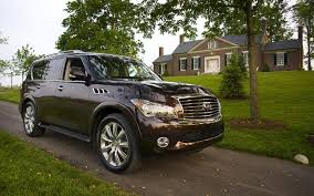 infinity car free wallpapers of the infinity qx56 luxury full size suv made