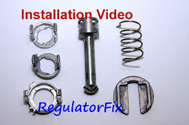 amazon com regulatorfix bmw 3 series e46 door lock repair kit