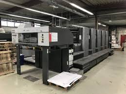 used machines allaoui graphic machinery