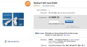 How To Turn Walmart Gift Card Into Cash - 5 great websites to sell buy unwanted gift cards