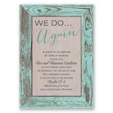 vow renewal invitations tried and true vow renewal invitation invitations by