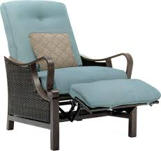 Patio Set With Reclining Chairs Design Ideas Patio Ideas Ventura Luxury Resin Wicker Outdoor Recliner Chair