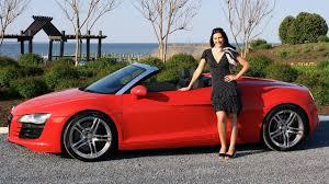 audi r8 price 2012 audi r8 spyder 2012 test drive review with elizabeth kreft by