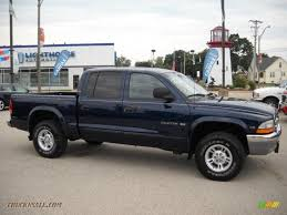 dodge dakota crew cab 4x4 for sale 2000 dodge dakota slt crew cab 4x4 in patriot blue pearl 793976