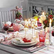 for christmas christmas table decorations settings for your dinner