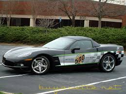 08 corvette for sale 2008 corvette indianapolis 500 pace car convertible for sale at