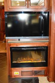 fireplaces rv renovations by classic coach works