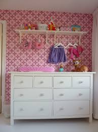 Wall Changing Tables For Babies by Nursery Changing Table Dresser With Shelf Above Baby Girl