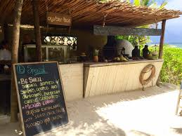 be tulum boutique hotel tulum mexico oyster bar кафе бар дизайн