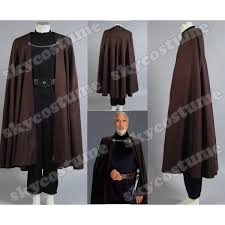 star wars attack of the clones count dooku cosplay costume