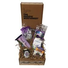 Food Gift Boxes Huckleberry Food Gift Box Pacific Northwest Shop