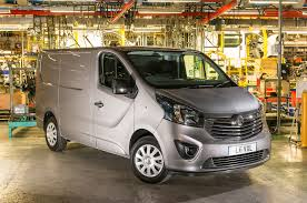 renault vans new vauxhall vivaro and renault trafic vans to launch this summer