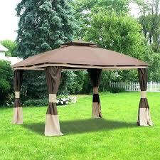 willow gazebo coleman gazebo replacement canopy round gazebos for sale coleman