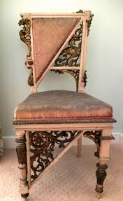 unusual antique chairs are they too different handmade ore