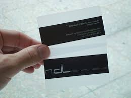 Clear Business Cards 23 Cool Examples Of Transparent Business Cards