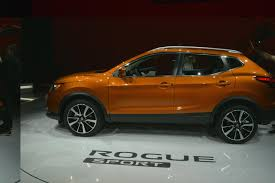 orange nissan rogue 2017 nissan rogue sport is the only affordable car we want in