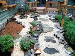 Ideas For Patio Design Landscaping Ideas With Rocks Rock Garden Patio Ideas Patio Ideas
