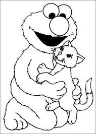 sesame street coloring pages 25 coloring pages kids