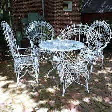 Wire Patio Chairs Images Victorian Patio Dining Furniture 11 Excellent Victorian