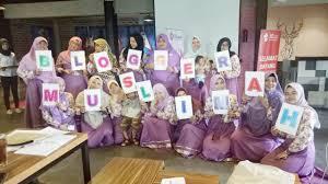 blogger muslimah event report blogger muslimah bandung meet up x jd id