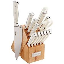 white kitchen knives cuisinart c77wtr 15p classic forged rivet 15