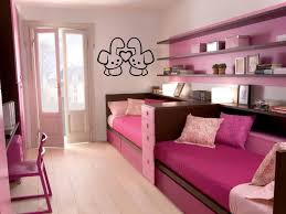 girls pink and purple bedding bedroom ideas beautiful wall decal in ikea kids room for