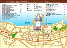 Shopping Centre Floor Plan by Hong Kong Convention U0026 Exhibition Center Hkcec Map Hk