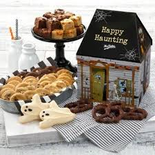 mrs fields gift baskets mrs fields haunted cookie tin