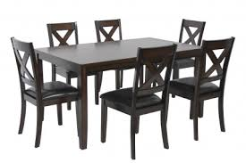Dining Room Sets 6 Chairs Dining Room Tables Mor Furniture For Less