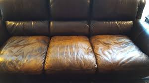 ebay brown leather sofa used leather sofas for sale in sc on ontario melbourne fl ebay