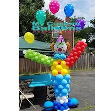 clown baloons 8 9 juggling clown balloon sculpture my custom balloons