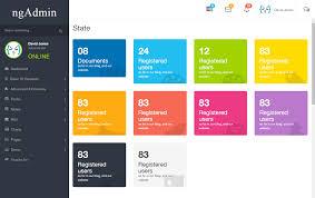 16 temas administrativos para angularjs clube dos geeks