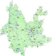 Kunming China Map by Yunnan Transport Map Yunnan Transportation Map Yunnan Road Map