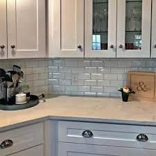 white kitchen backsplash tiles white backsplash tiles for less overstock