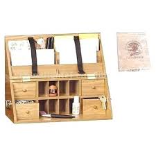Staples Desk Organizers Wood Desk Organizer Wood Desk Organizers Gorgeous Wooden Desktop