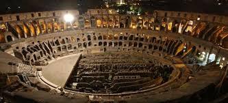 orari ingresso colosseo la sul colosseo apertura straordinaria notturna roma