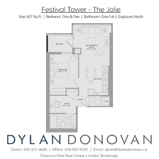 festival tower 80 john street floor plans
