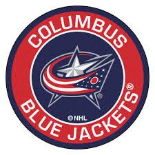 Nhl Area Rugs Fanmats Nhl Columbus Blue Jackets 2 Ft 3 In X 2 Ft 3 In