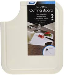 Kitchen Sink Cutting Board by Amazon Com Camco 43859 Sink Mate Cutting Board Almond Automotive