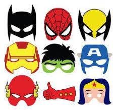 9 sets free printable halloween masks u2013 scrap booking