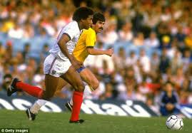 John Barnes Football Song John Barnes And The England Team From Brazil In 1984 Where Are