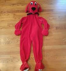 Clifford Big Red Dog Halloween Costume Clifford Big Red Dog Custom Mascot Costume Character Mascot