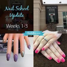 nail update weeks 1 3 chickettes bloglovin u0027