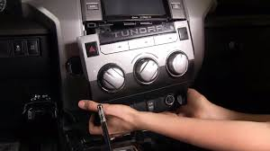 simple steps to upgrade 2014 toyota tundra radio car stereo faqs