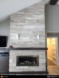 Porcelain Tile Fireplace Ideas by Fireplace Inspiration Ledgestone Wall Floating Mantel Under Wall