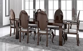 carmen dining modern formal dining sets dining room furniture